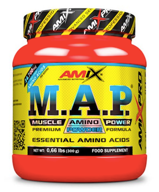 MAP POWDER NATURAL 300GR AMIX - Herbolario El Búho