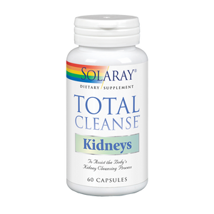 Comprar TOTAL CLEANSE KIDNEYS 60 CÁPSULAS SOLARAY