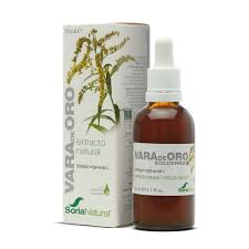 VARA DE ORO EXTRACTO 50ML SORIA NATURAL