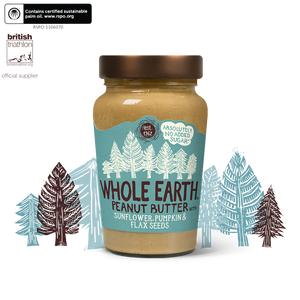 CREMA CACAHUETE BIO 227GR WHOLE EARTH