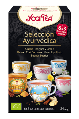 YOGI TEA FINEST SELECTION - Herbolario El Búho