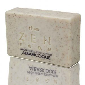 JABON THE ZEN ROOM EXFOLIANTE ALBARICOQUE RADHE SHYAM
