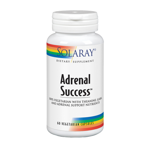 ADRENAL SUCCESS 60 CÁPSULAS SOLARAY - Herbolario El Búho