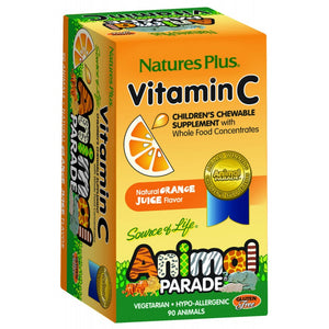 Comprar ANIMAL PARADE VITAMINA C 90 COMPRIMIDOS NATUR IMPORT