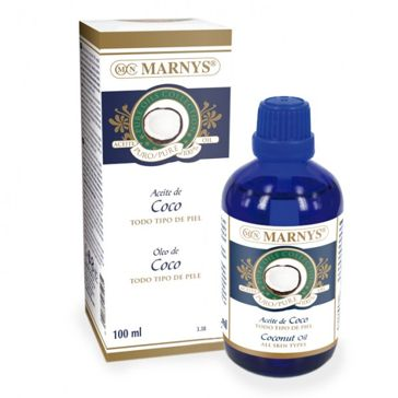 ACEITE COCO 100ML MARNYS