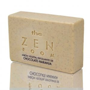 JABON THE ZEN ROOM EXFOLIANTE CHOCOLATE – NARANJA RADHE SHYAM