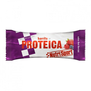 Comprar BARRITA PROTEICA RED BERRIES NUTRI SPORT