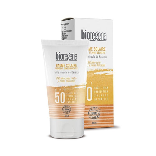 CREMA SOLAR FACIAL FPS 50+ 40ML BIOREGENA