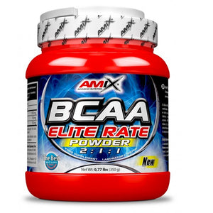 BCAA ELITE RATE 350GR LIMON AMIX