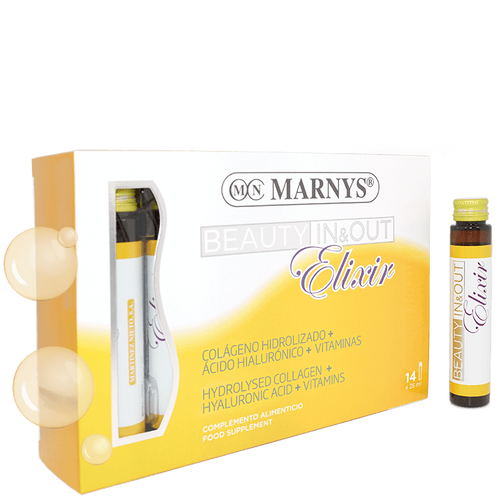 BEAUTY IN & OUT ELIXIR MARNY´S VIALES