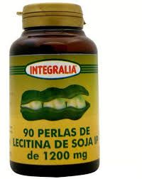 LECITINA SOJA 1200MG 90 PERLAS INTEGRALIA