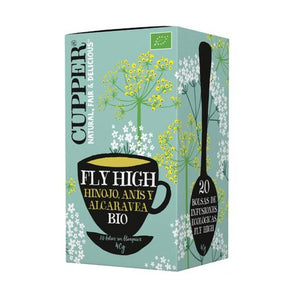 Comprar INFUSION FLY HIGH 20 BOLSAS BIO CUPPER