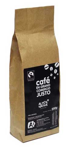 CAFE GRANO 250GR BIO ALTER NATIVA
