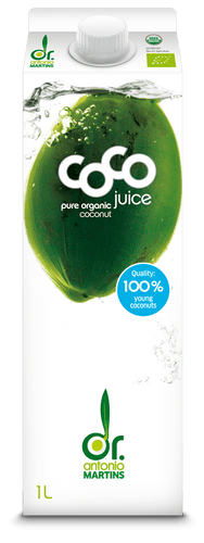 COCO DRINK NATURAL 1L BIO DR.MARTINS