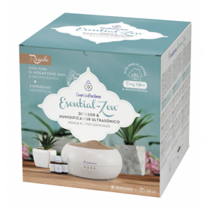 ESSENTIAL ZEN HUMIDIFICADOR Y DIFUSOR ESSENTIAL AROMS