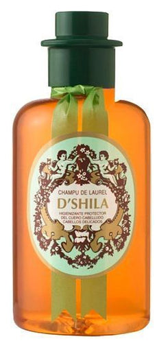CHAMPU LAUREL 300 ML D´SHILA