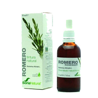 EXTRACTO ROMERO 50ML TINTURA SORIA NATURAL