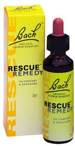 Comprar REMEDIO RESCATE RESCUE 20ML BACH