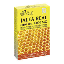 BIPOLE JALEA REAL 1000MG DIETETICOS INTERSA