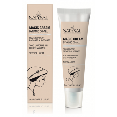 MAGIC CREAM 50ML NATYSAL - Herbolario El Búho