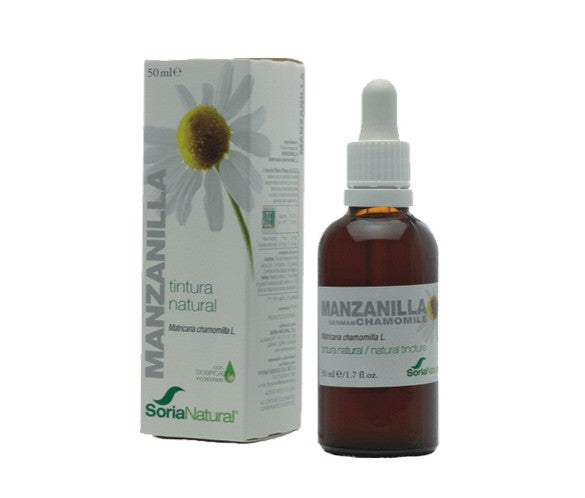 EXTRACTO MANZANILLA 50ML SORIA NATURAL