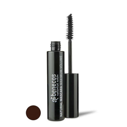 MASCARA PESTAÑAS MARRON BENECOS