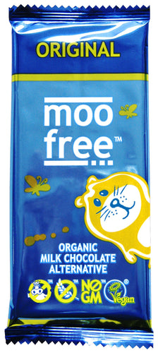 Comprar TABLETA CHOCOLATE ORIGINAL MOO FREE BIO 100G