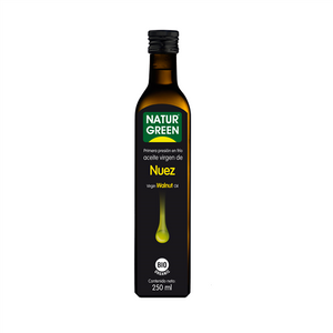 ACEITE NUEZ 250 ML NATUR GREEN