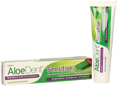 DENTIFRICO SENSITIVO 100 ML ALOE DENT