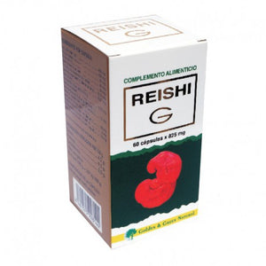 Comprar REISHI G 60 CÁPSULAS GOLDEN GREEN NATURAL