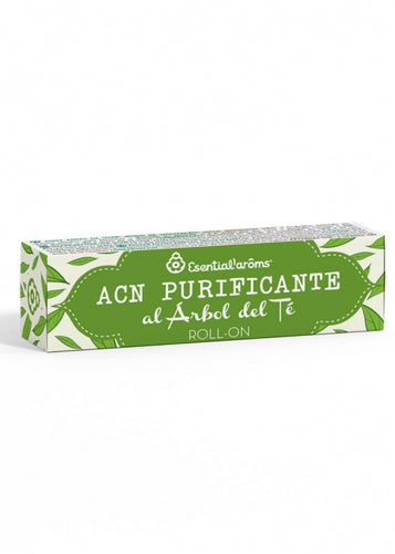 AROMA ACNE ACN PURIFICANTE ROLL-ON 5ML ESENTIAL AROMS - Herbolario El Búho