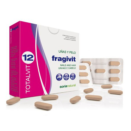 TOTALVIT 12 FRAGIVIT SORIA NATURAL