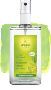 DESODORANTE CITRUS SPRAY 100ML WELEDA