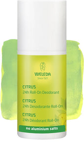 Comprar DESODORANTE ROLL-ON CITRUS WELEDA
