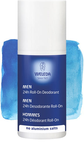 DESODORANTE ROLL-ON MEN WELEDA - Herbolario El Búho