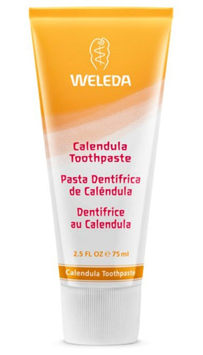 PASTA DENTAL CALENDULA 75ML WELEDA