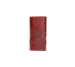 Leather pouch / Tobacco Pouch - Ox Blood