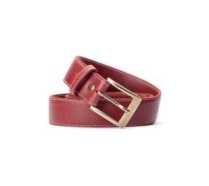 Belt - Ox Blood