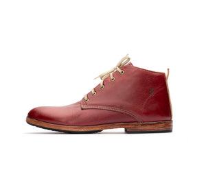 Midtop Ox Blood