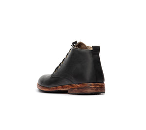 Midtop Bear Black