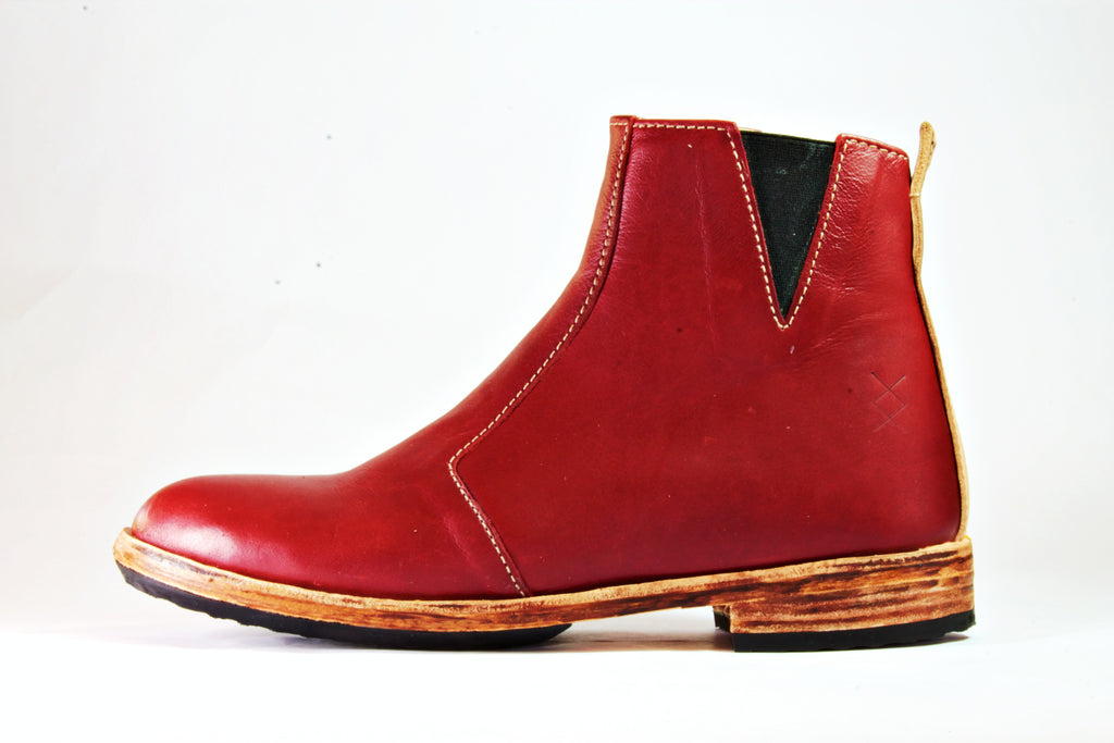 Chelsea Boot - Ox Blood