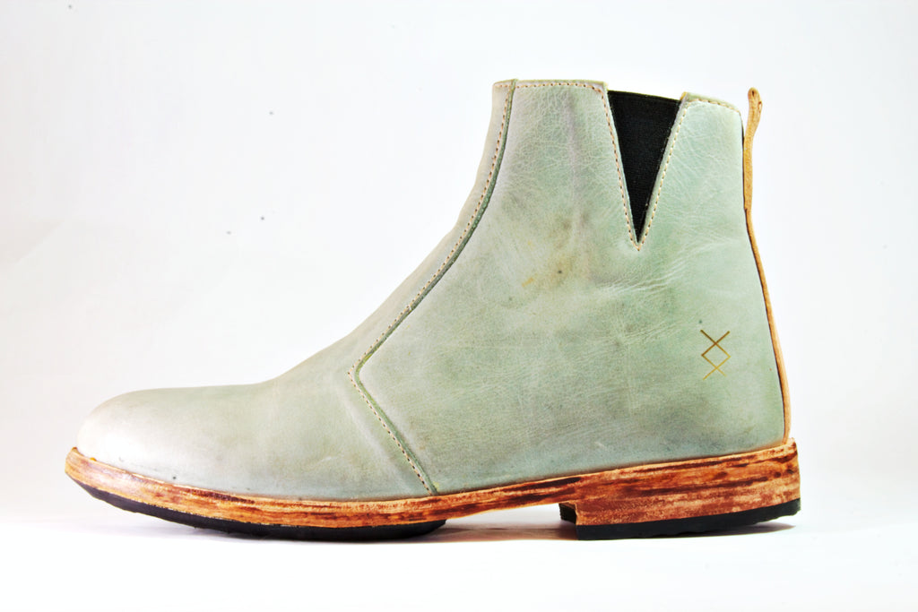 Chelsea Boot - Trinidad Green