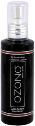 O3 Hair restorer conditioner - Ricostruttore cheratinico leave-in - Ozon Planet