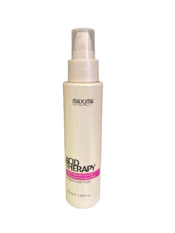 Acid therapy instant finish fluid