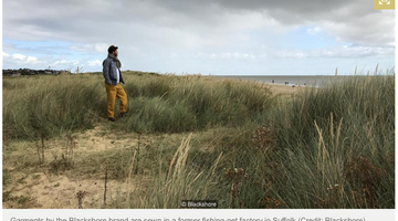 Blackshore featured in BBC Culture article on coastal fashion