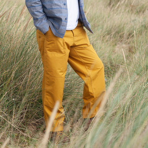 The Walberswick Trouser - blackshore