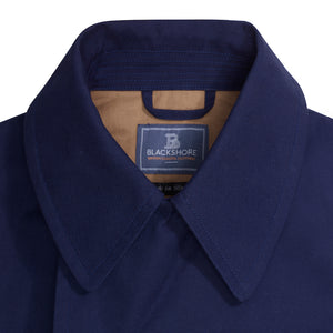 Blackshore Canvas Reefer Jacket - blackshore