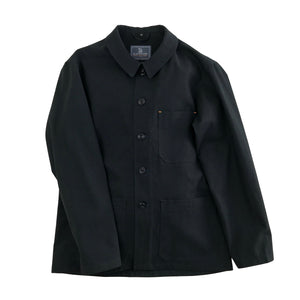 Chore Jacket, French Navy, Handmade in Southwold