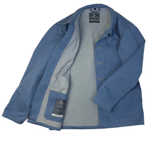 Chore Jacket in County Brook Denim