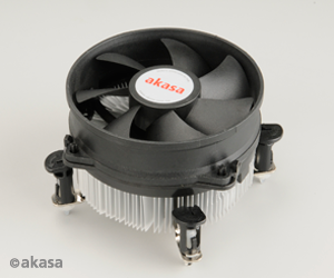 Akasa AK-959 CPU Cooler for 775&115X